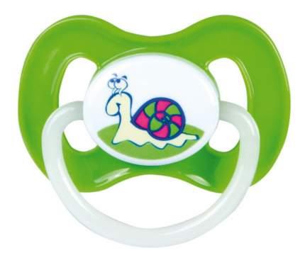 Пустышка латексная Симметричная 0-6 мес ортодонтическая Canpol Babies