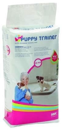 Пеленки для домашних животных Savic PUPPY TRAINER средние, 45х30 см, 30 шт