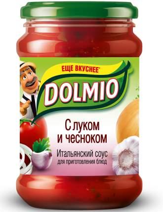 Итальянский томатный соус Dolmio для приготовления блюд  с луком и чесноком 350 г