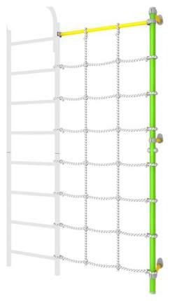 Комплект с канатным лазом Romana пристенный ДСКМ 1С-8.18-45 Зеленое яблоко