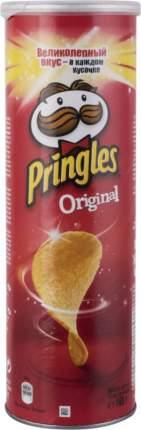 Картофельные чипсы Pringles оригинальные 165 г