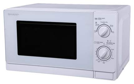 Микроволновая печь соло Sharp R-2100RW white