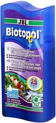 Кондиционер для подготовки воды для раков и креветок JBL Biotopol C, 100 мл