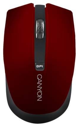 Беспроводная мышь CANYON CNS-CMSW5R Red/Black