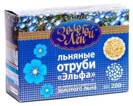 Отруби Золотой лен льняные 200 г