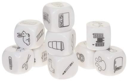 """Настольная игра Bradex """"Кубики историй"""""""