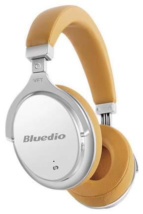 Беспроводные наушники Bluedio F2 White