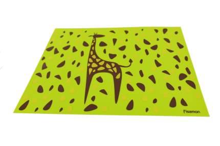 Сервировочный коврик на обеденный стол 35x28 см (силикон) Fissman 0640