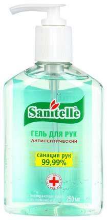 Дезинфицирующее средство для рук Sanitelle С экстрактом Алоэ и витамином Е 250 мл