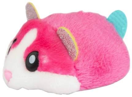 Интерактивная игрушка 1 TOY Хома Дома Т12341 розовый хомячок