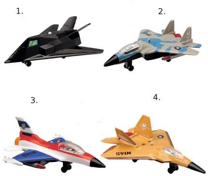 Игрушка Dickie Toys toys Истребитель 3342007