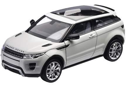Модель автомобиля Range Rover Evoque 3 Door LRDCAWELEVOW Scale 1:24 Fuji White