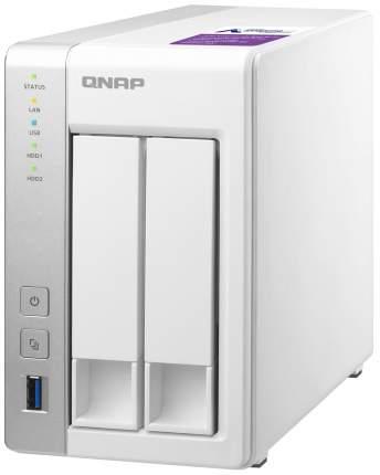 Сетевое хранилище данных QNAP TS-231P2-4G