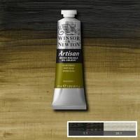 Масло водорастворимое Winsor&Newton Artisan зеленый оливковый 37 мл