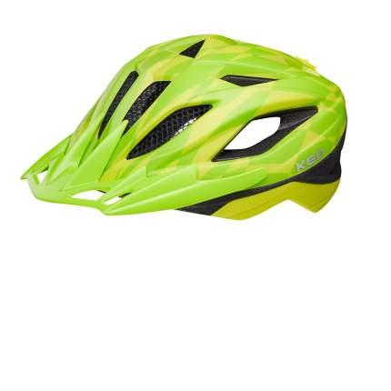 Шлем детский KED Street Junior Pro Yellow Green S
