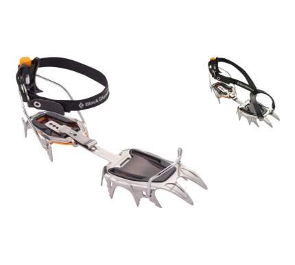 Кошки Black Diamond Sabretooth Pro серые 36/46