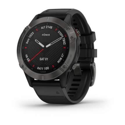 Умные часы Garmin Fenix 6 Sapphire 010-02158-11