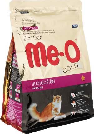 Сухой корм для кошек Me-O Gold, персидские и длинношерстные, 0,4кг