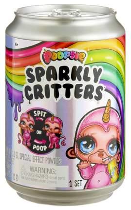 Игрушка Poopsie Sparkly Critters в банке газировки MGA Entertainment