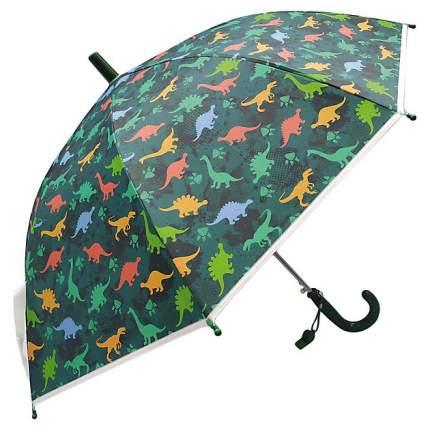 Зонт детский Динозаврики,  48см, свисток, полуавтомат