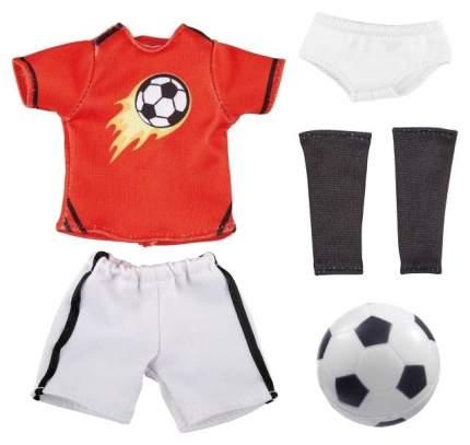 Одежда футболиста для куклы Михаэль Kruselings 23 см