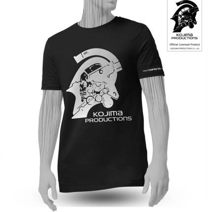 Футболка Kojima Productions XL