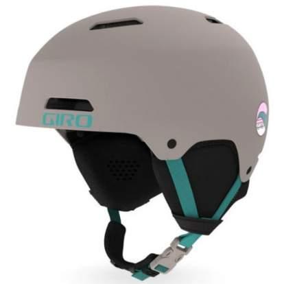 Горнолыжный шлем Giro Ledge 2019, серый, S