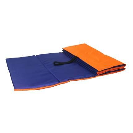 Коврик гимнастический Body Form BF-001 оранжево-синий