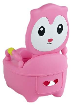 Детский горшок Pituso Котенок розовый
