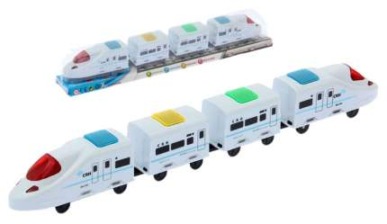 Поезд Скорость, работает от батареек, световые и звуковые эффекты Sima-Land