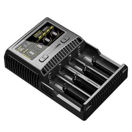 Зарядное устройство Nitecore SC4 18650/16340