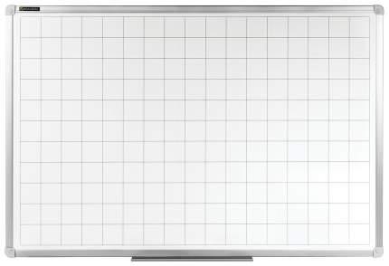 Магнитно-маркерная доска Brauberg В клетку 236862 60x90 см