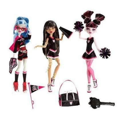 Набор кукол Monster High Группа поддержки Ghoul Spirit V7966