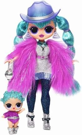 Кукла LOL Surprise ЛОЛ O.M.G. Winter Disco - Cosmic Nova 561804