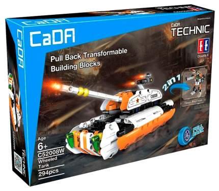 Конструктор Shantou Gepai робот-трансформер 294 детали C52008W