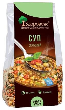 Суп Здороведа сербский 4 боба