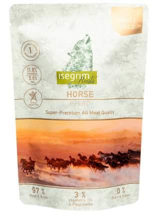 Влажный корм для собак Isegrim Roots со вкусом Конины 410 г