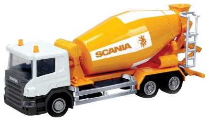 Коллекционная модель машины IDEAL Scania Cement Mixer 39021