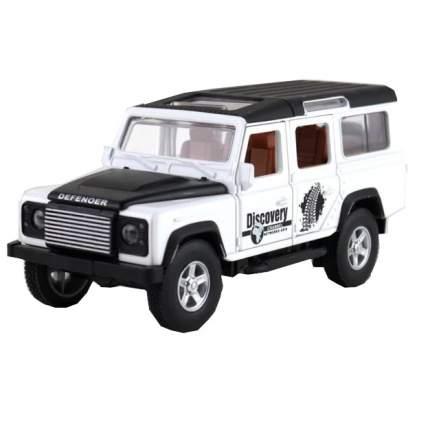 Машина инерционная Cars Джип RENG DEF белый, 14.6 см