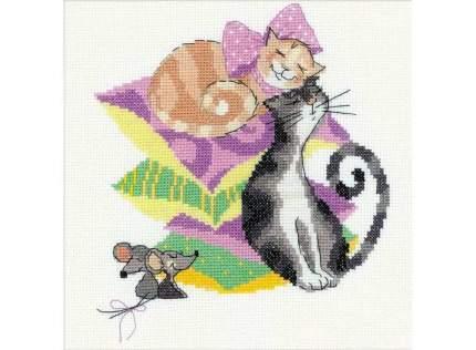 """Набор для вышивания РИОЛИС """"Кошки-мышки"""""""
