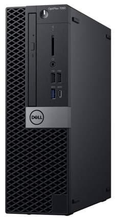 Системный блок Dell Optiplex 7060 Черный/Серебристый (7060-6184)