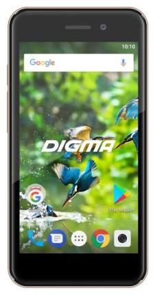 Смартфон Digma Linx A453 3G 8Gb Gold