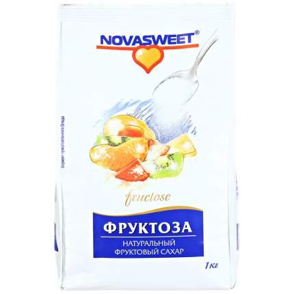 Фруктоза Novasweet натуральный фруктовый сахар 1 кг