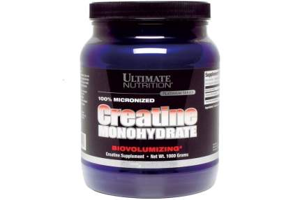 Ultimate Nutrition Creatine Monohydrate 1000 г без вкуса