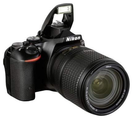 Зеркальные фотоаппараты Nikon D3500 VBA550K004 Black