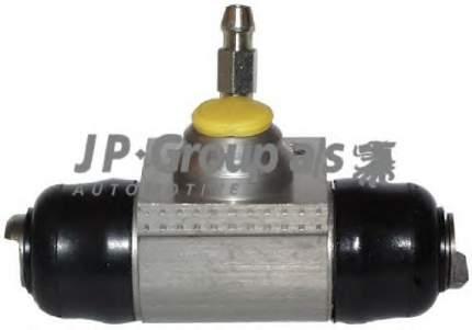 Шланг тормозной системы JP Group 1161601700