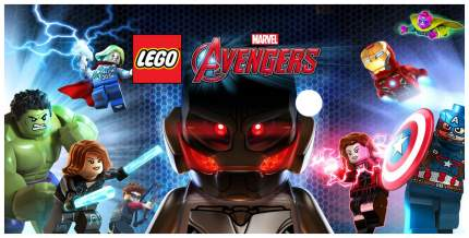 Игра LEGO Marvel Avengers для PlayStation Vita