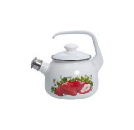 Чайник для плиты Лысьвенские эмали С-2711П2/4 2.5 л