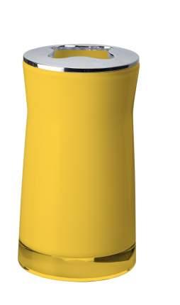 Стаканчик для з/щетки Disco желтый