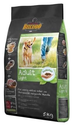 Сухой корм для собак BELCANDO Adult Light, птица, 5кг